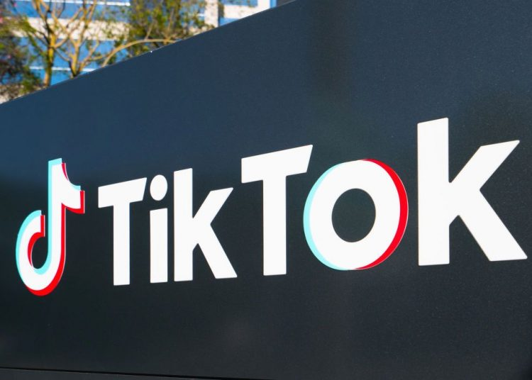 CULVER CITY, CA - OCTOBER 13: General view of the TikTok headquarters on October 13, 2020 in Culver City, California.  (Photo by AaronP/Bauer-Griffin/GC Images)